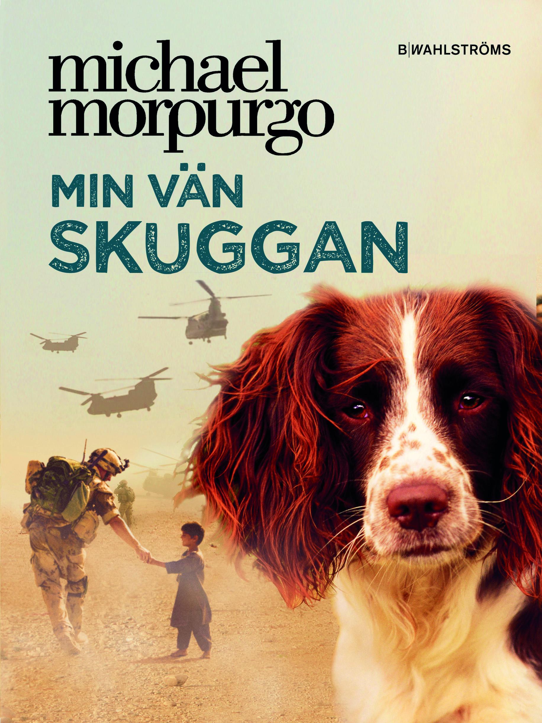 """""""Min vän Skuggan"""" av Michael Morpurgo"""