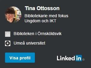 Tina Ottosson