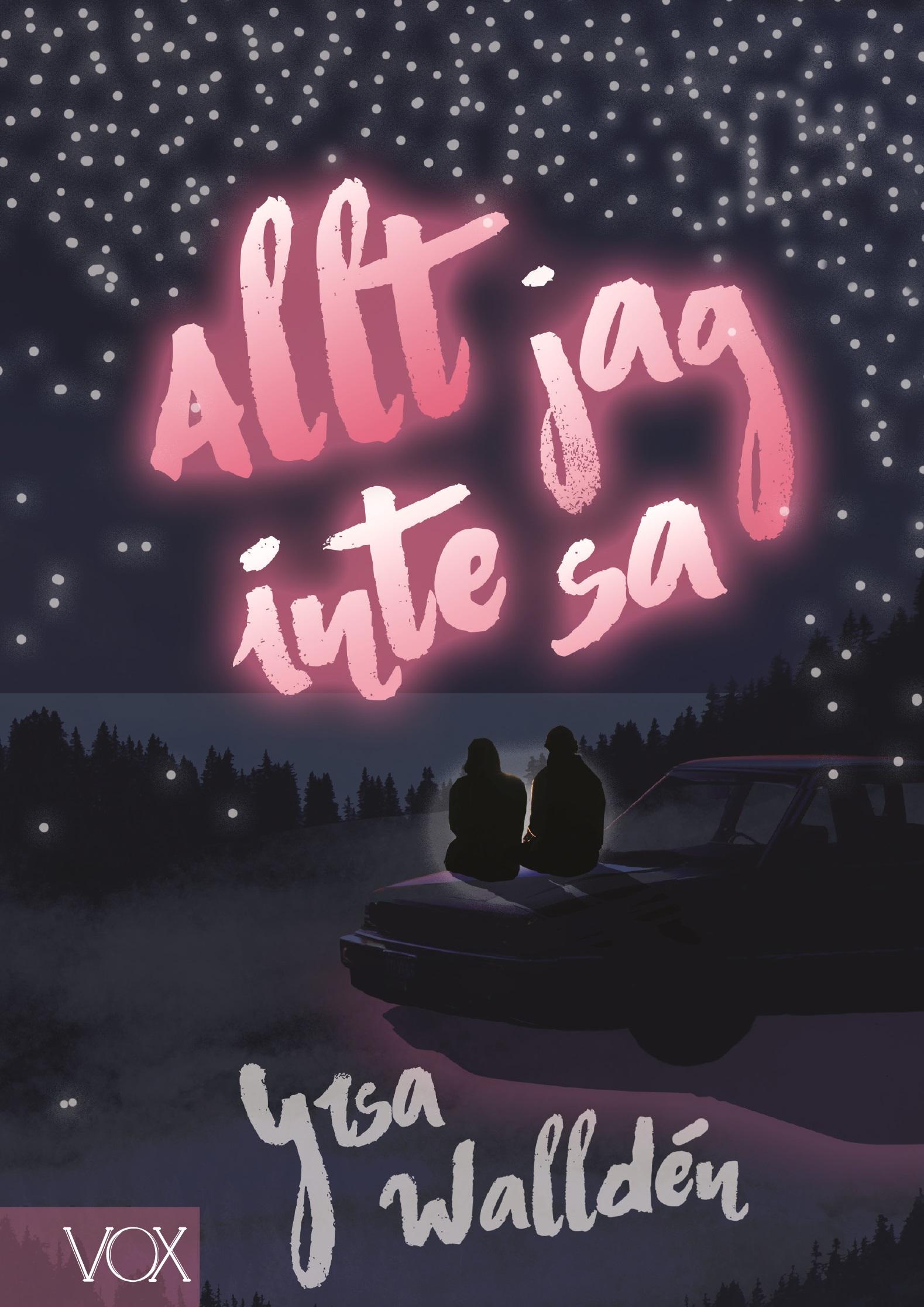 """""""Allt jag inte sa"""" av Yrsa Walldén"""