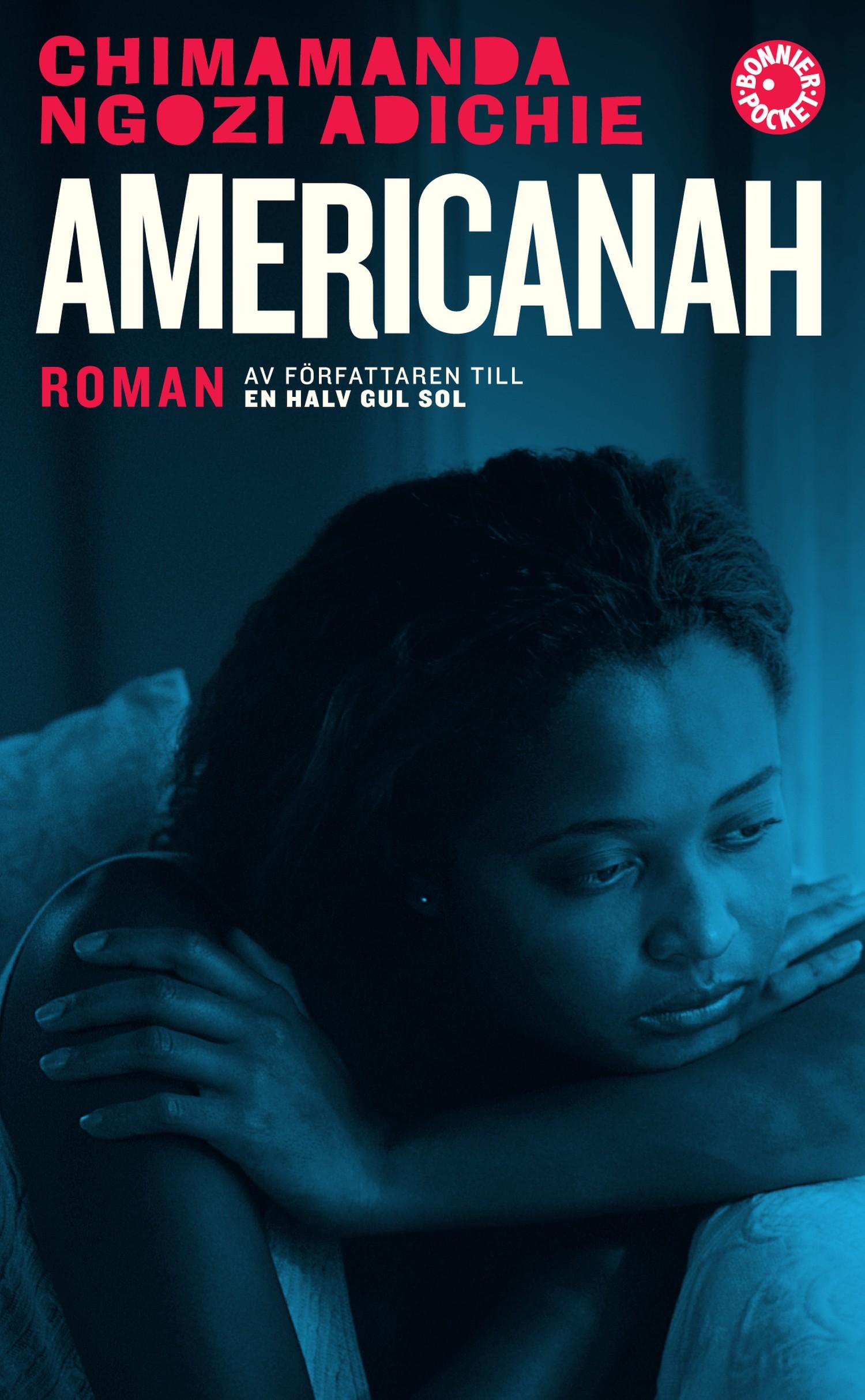 """""""Americanah"""" av Chimamanda Ngozie Adichie"""