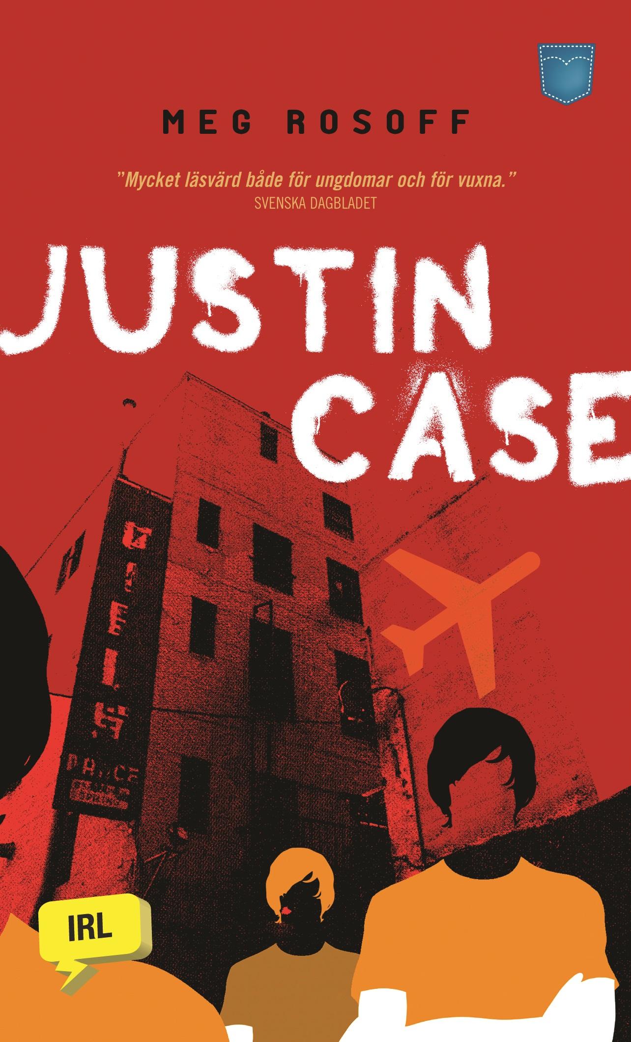 """Justin Case"" av Meg Rosoff"