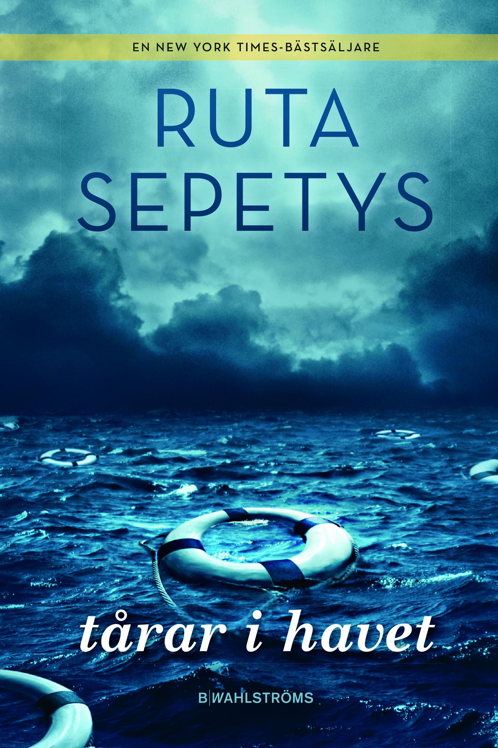 """Smakebit på søndag– """"Tårar i havet"""" av Ruta Sepetys"""